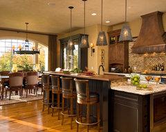 2008 Saratoga Showcase Home traditional-kitchen