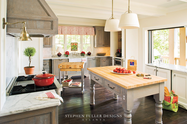 2009 idea house for southern living magazine traditional for Southern kitchen design