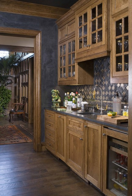 2009 Southern Accents Showhome traditional kitchen