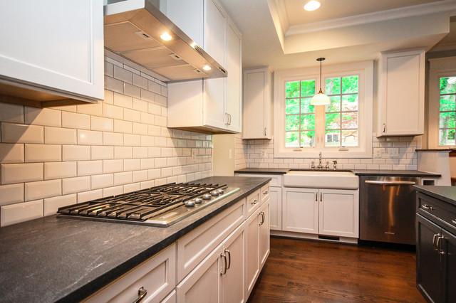 201 Jackson St traditional-kitchen