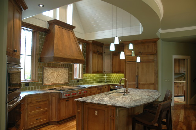 2010 Dream Home traditional-kitchen