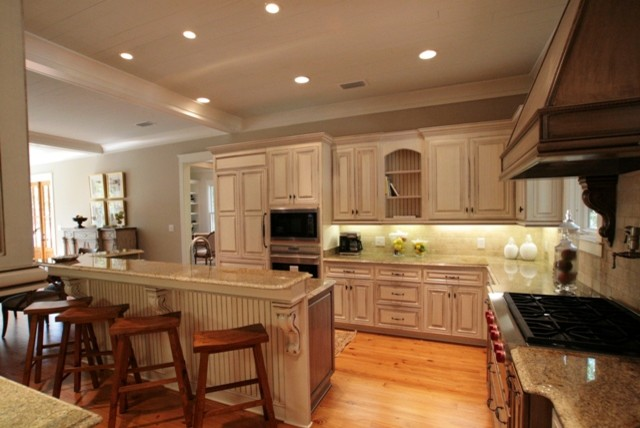 2010 Parade Home traditional-kitchen