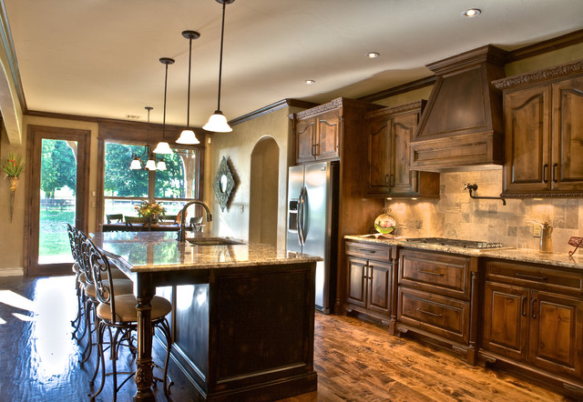 2010 PARADE HOME eclectic-kitchen