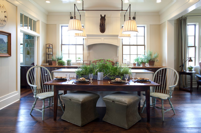 Southern Living Kitchen Designs   2010 Southern Living Idea House  Traditional Kitchen