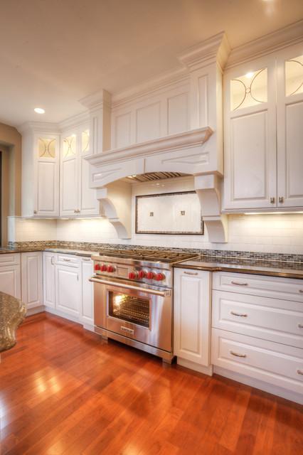 2011 CotY Award Winner - Residential Kitchen Over $120,000 transitional-kitchen