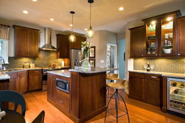 2011 Saratoga Showcase of Home traditional-kitchen