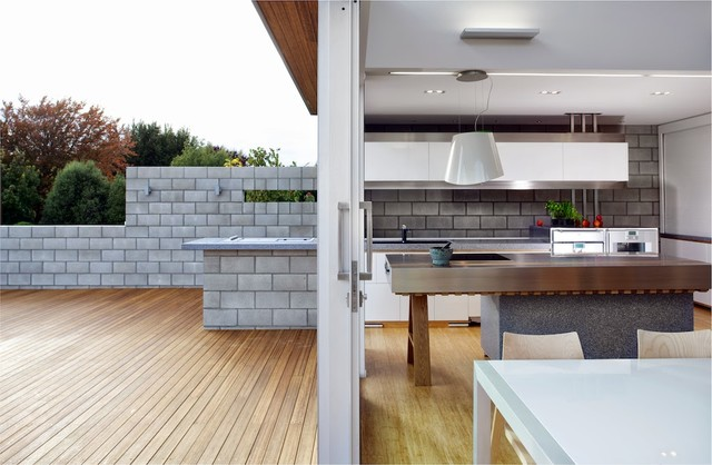 2011 Supreme Design Award Contemporary Kitchen Dunedin By Mcdesign
