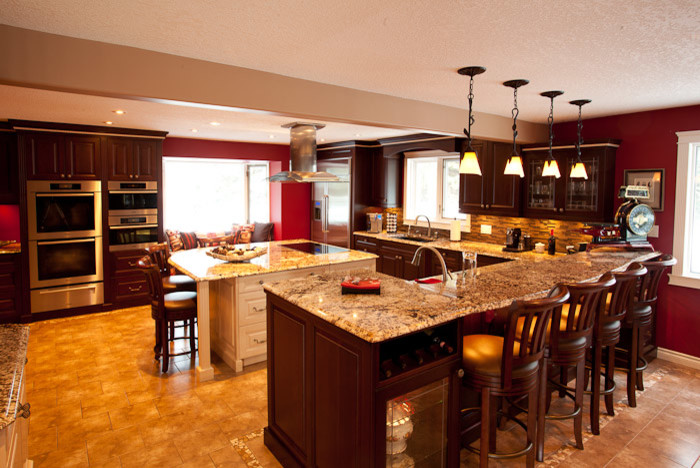 2012-2 - Traditional - Kitchen - Edmonton - by Towne ...