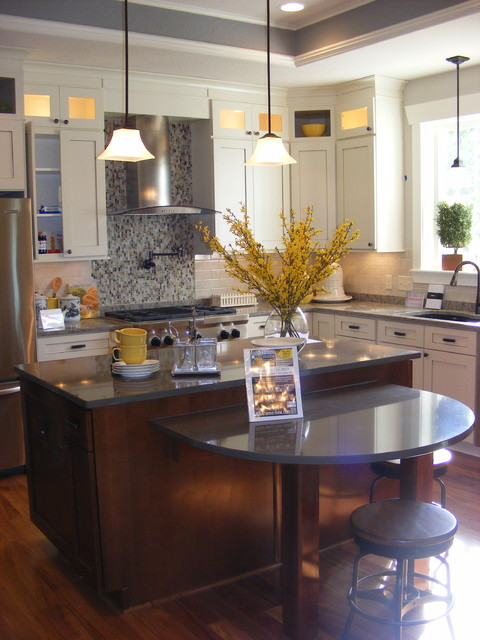 2012 Canterbury Model eclectic-kitchen