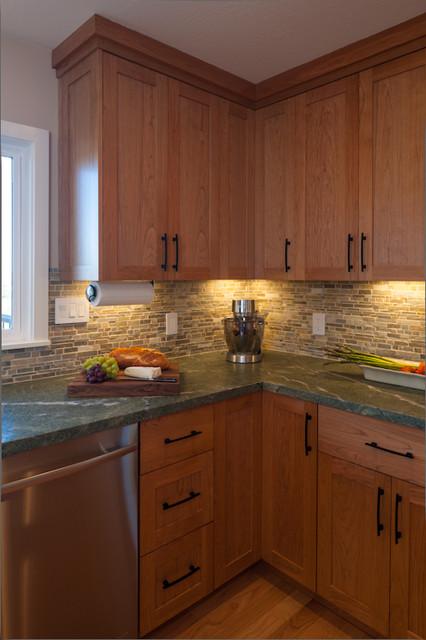 2012 Chrysalis Winner traditional-kitchen