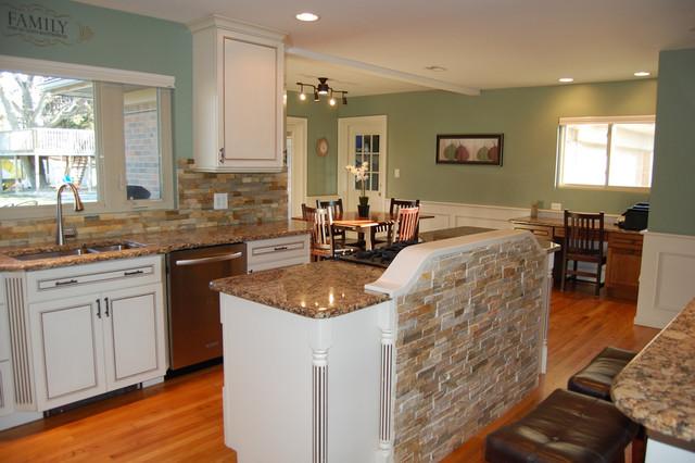 2012 Full Kitchen Remodel traditional-kitchen