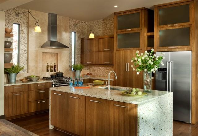 Kitchen Cabinet Countertop | Houzz