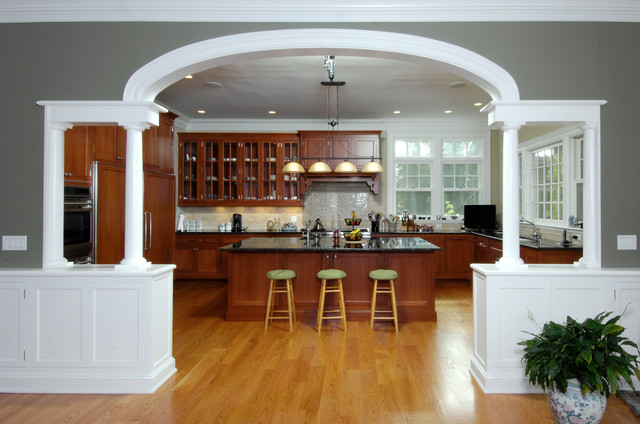 2012 Hobi Award Best Custom Home 6000 7000 Traditional Kitchen New York By