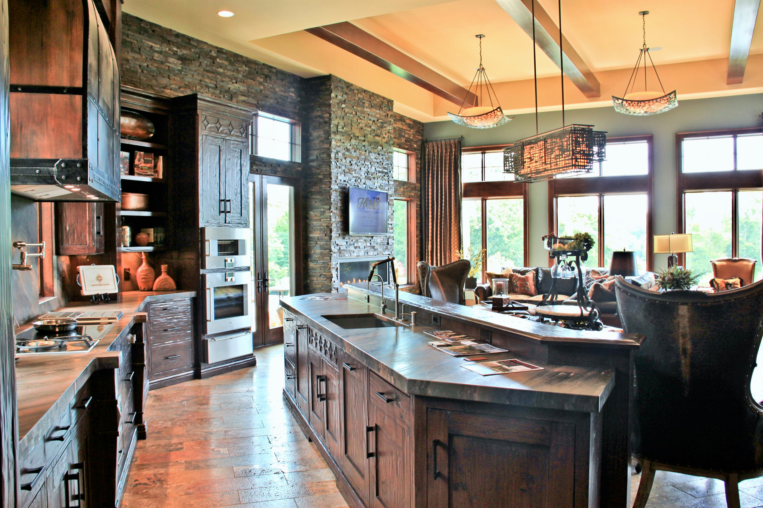 2012 Indianapolis Monthly Dream Home