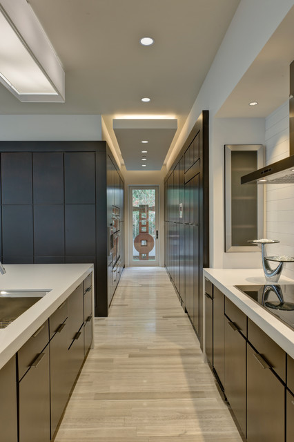 2012 New American Home Contemporary Kitchen By Phil Kean Designs