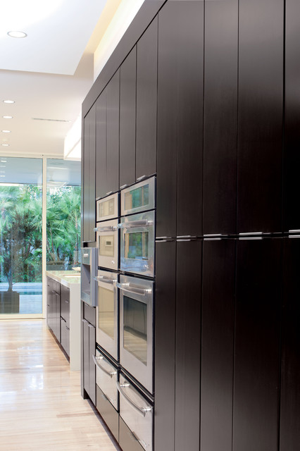 2012 New American Home contemporary-kitchen
