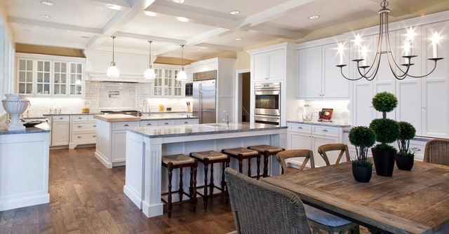 Tamarack Traditional Kitchen Portland By HAYES CABINETS INC