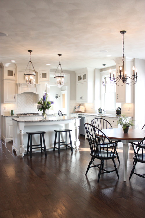 traditional kitchen by appleton general contractors bradd w syring