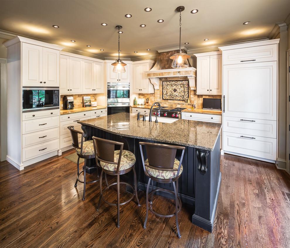 2012 Whole House Remodel - Traditional - Kitchen - Kansas ...