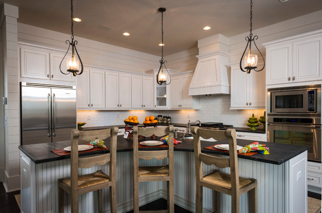 2013 All-American Cottage traditional-kitchen