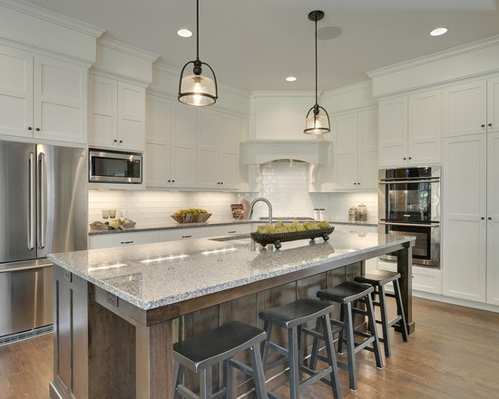 Caledonia Granite Design Ideas, Pictures, Remodel and Decor