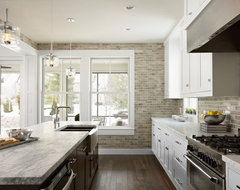 2013 Green Dream Home contemporary-kitchen