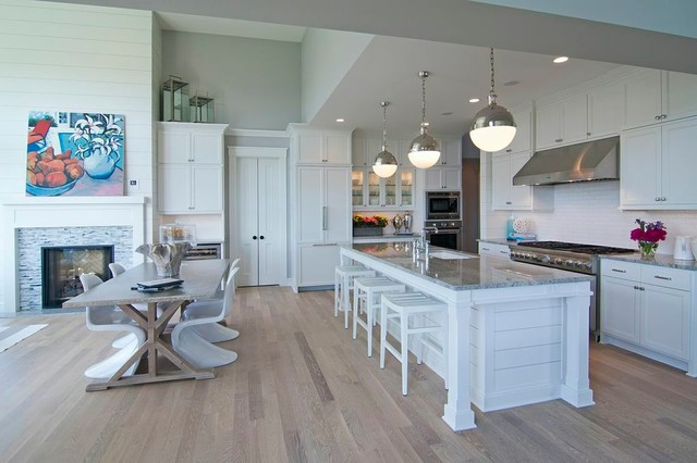 2013 Midwest Home Magazine Luxury Home Tour- Dream Home transitional-kitchen