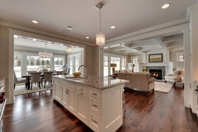 2013 Parade Of Homes Dream Home Edina Mn Traditional Kitchen Minneapolis By