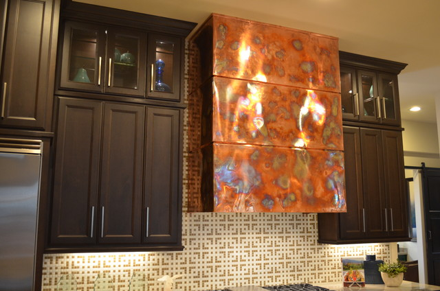 2013 Parade of Homes contemporary-kitchen