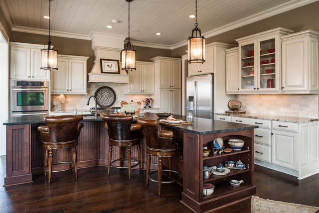 2013 Southern Living Custom Builder Showcase Home - Traditional ...