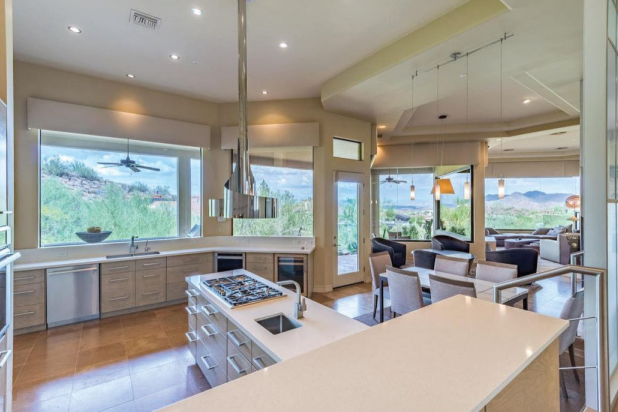 * 2014 FIRST PLACE WINNER - ASID - FURNITURE * Kitchen
