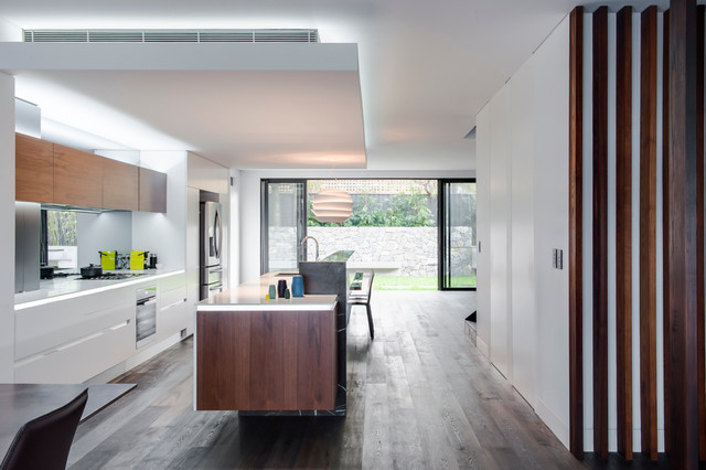 2014 Full House Renovation By Liebke Projects, Inner West Sydney  Contemporary Kitchen Part 44