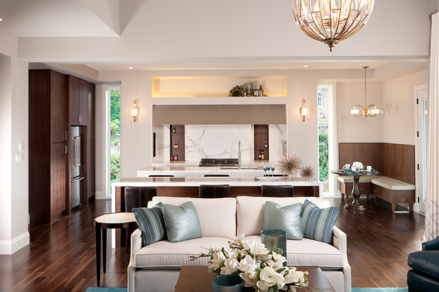 2014 Millionaire Lottery Dream Home Modern Kitchen Other Metro By Casey 39 S Creative Kitchens