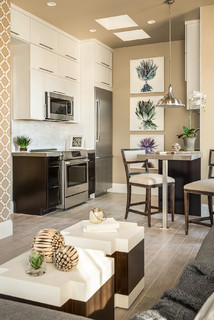 2014 New American Home - Contemporary - Kitchen - las vegas - by Marc-Michaels Interior Design