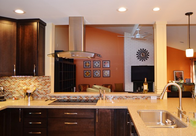 2015 contractor of the year award winning kitchen modern for Award winning bathroom designs 2015