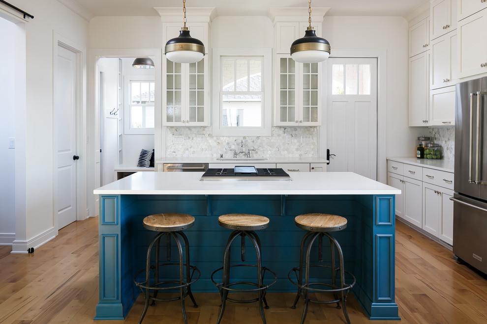 2015 Kosair House - Transitional - Kitchen - Louisville ...