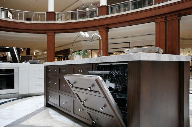 2015 Luxury Living Phipps Plaza Modern Kitchen Atlanta By Cr Home Design K B