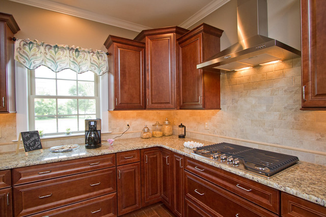 2015 parade home traditional kitchen philadelphia