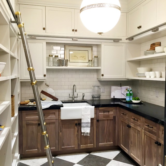 2015 parade home for Traditional home kitchens 2015