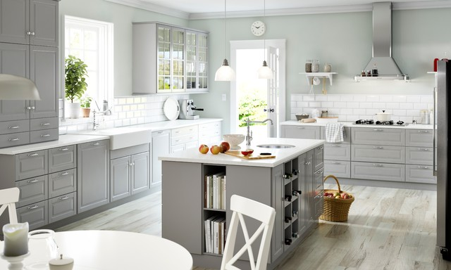 2015 SEKTION Kitchens traditional-kitchen