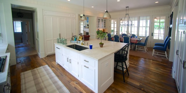 2015 Southern Living Magazine Idea House Farmhouse Kitchen