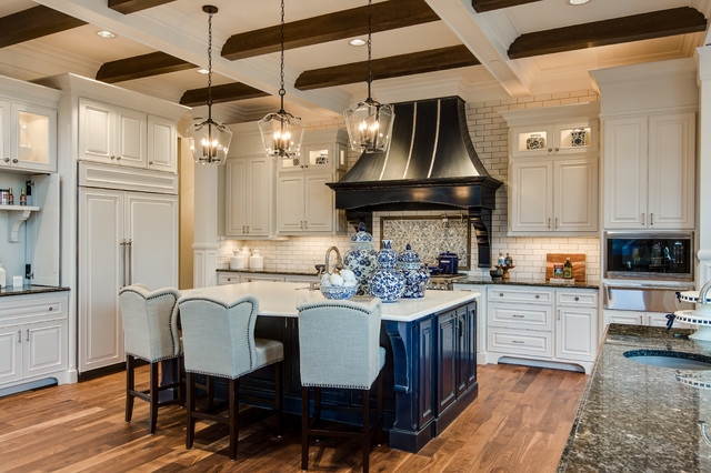 2015 street of dreams highland couture home kitchen traditional kitchen