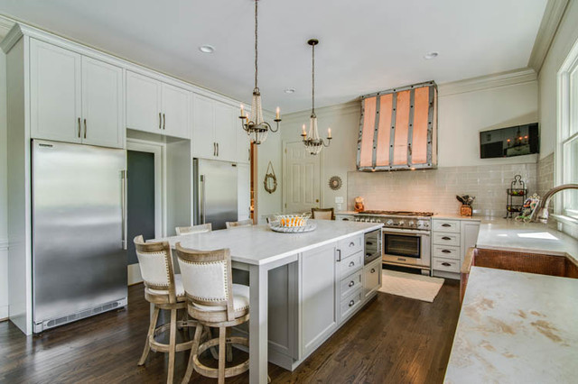 2016 Coty Award Winning Kitchens Traditional Kitchen Charlotte By National Association