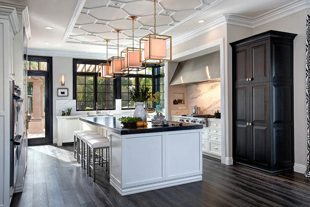 2016 Coty Award Winning Kitchens Traditional Kitchen San Diego By National Association