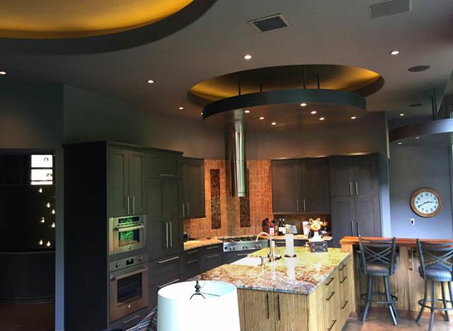 2016 Coty Award Winning Kitchens Modern Kitchen Kansas City By National Association Of