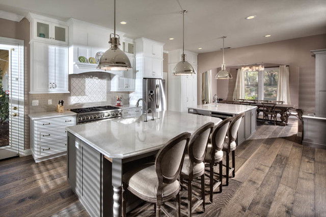 2016 coty award winning kitchens transitional kitchen for Award winning kitchen designs 2010