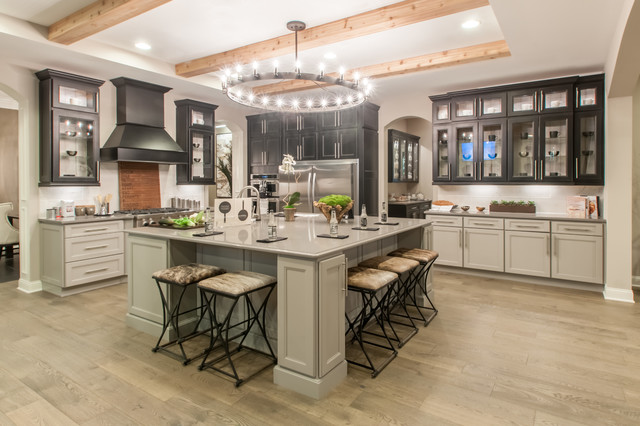2016 indianapolis home show kitchen by fischer homes - Show picture of kitchen ...