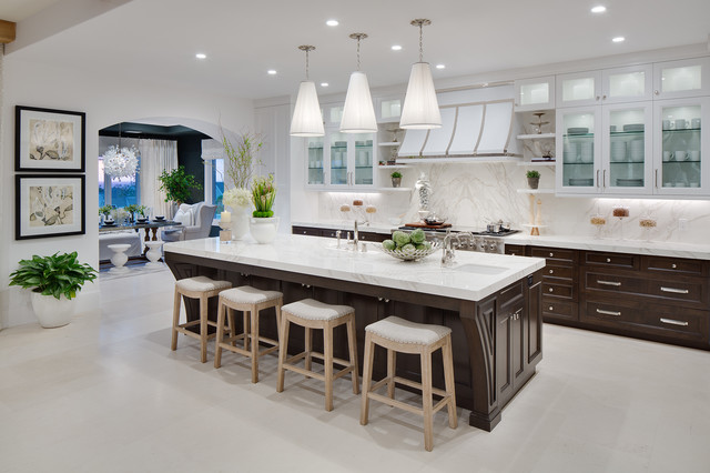 2016 Philharmonic House Of Design Transitional Kitchen