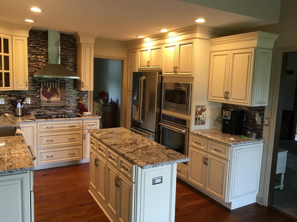 2016 White Kitchen Project - Traditional - Kitchen ...