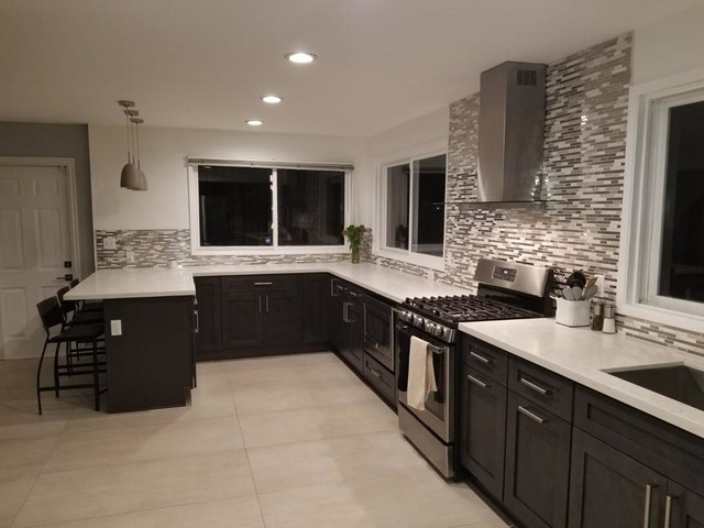 2018 - 2019 Kitchen Remodeling Portfolio - Los Angeles, CA ...